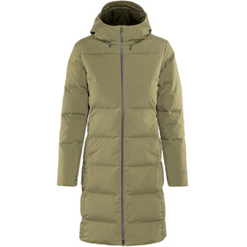 Patagonia Jackson Glacier Parka Women fatigue green